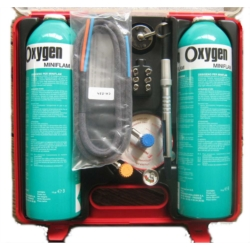 MICROTORCH AVEC OXY. + GAZ
